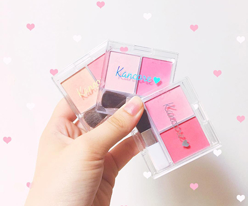 ダイソーのコスメ「Kancore」が100円なのに優秀♡色味からパッケージまでかわいい、3つのアイテムをご紹介!