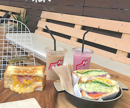 朝食にも軽めのランチにもぴったり♡絶品サンドイッチが食べられるおすすめカフェ5つ〜私のお散歩旅〜