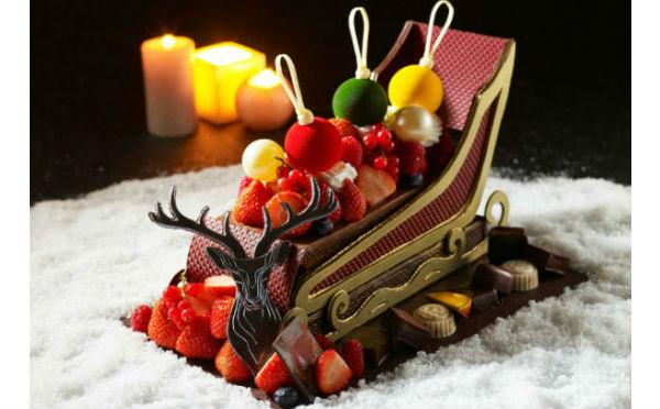 ちょっと大人のサプライズを演出♡プリンスホテルの「2018年クリスマスケーキ」が待ち遠しい♩