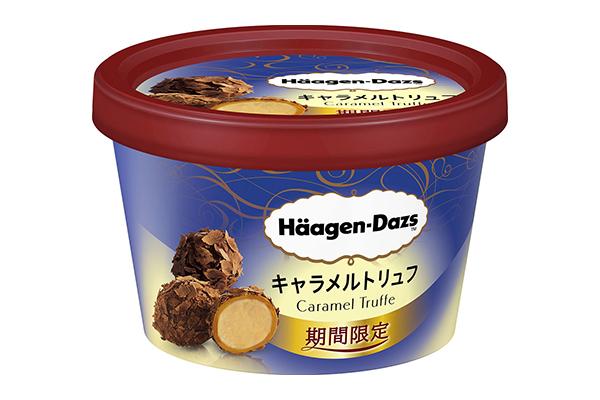 濃厚で贅沢な味わい♡ハーゲンダッツのミニカップ「キャラメルトリュフ」が期間限定で復活!