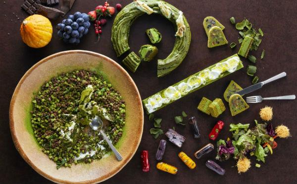 抹茶×月替りの旬食材♡ハイアットリージェンシー大阪の抹茶スイーツブッフェがバージョンアップ!