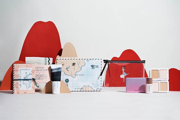 8月の「My Little Box」は「プリマヴィスタ」とコラボ♡異国の香り漂うキュートなアイテムも満載