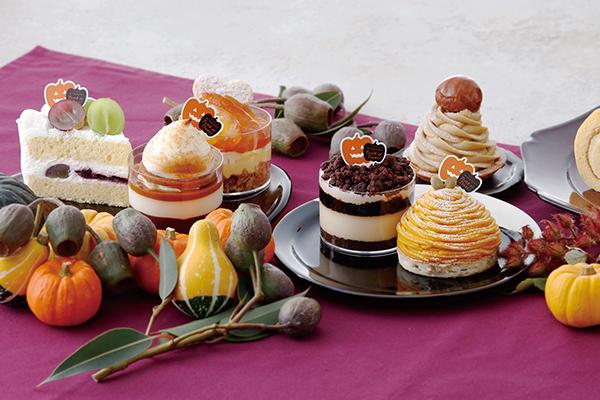 パティスリー キハチにハロウィンスイーツが登場♡パーティーにぴったりな焼き菓子&限定ケーキ