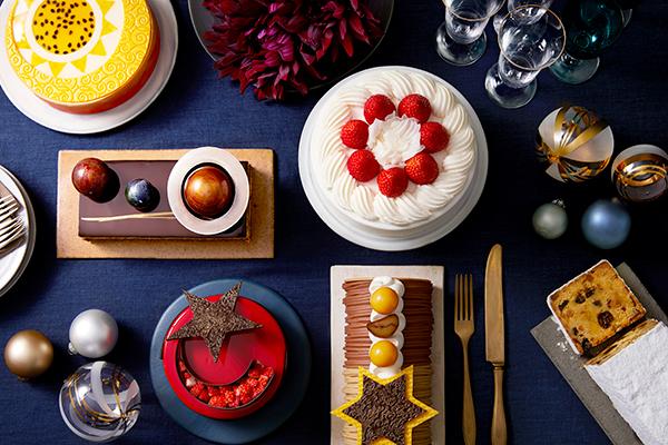 かわいいケーキは早めの予約が肝心♡ザ・キャピトルホテル 東急のクリスマスケーキは10月1日から予約開始