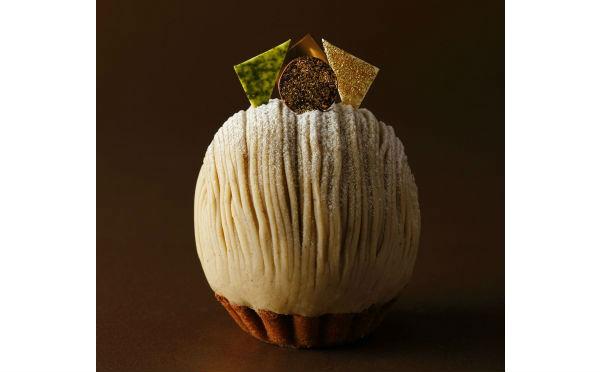 秋冬は和栗×和素材を堪能!ホテルニューオータニに至福のスイーツ『スーパーモンブラン』がお目見え♡