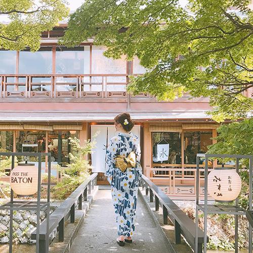 """花火大会じゃなくたっていいじゃない?彼と浴衣で行きたい、""""京都""""のおすすめデートスポット5つ♡"""