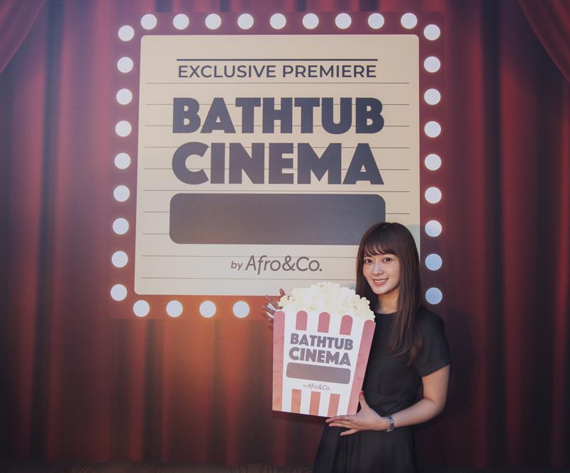1日限定12組の野外イベント「BATHTUB CINEMA」に外川礼子が潜入!ひと夏の思い出作りにぴったりのチルアウトイベントでした♡