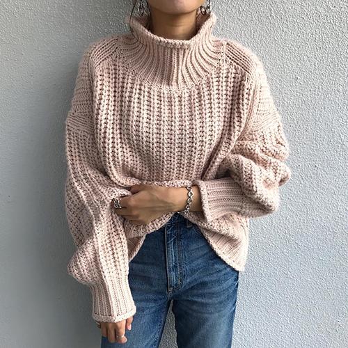 オーバーサイズで着るのがかわいい♡H&Mで昨年大人気だった「チャンキーニット」が今年ver.で登場!