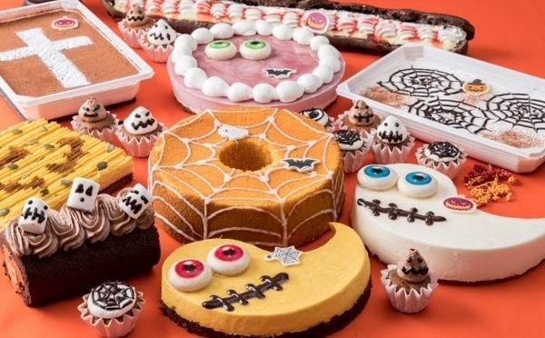 フォトジェなおばけメニューが勢ぞろい♩定番&限定メニューが食べ放題の『スイパラハロウィン』が開催!