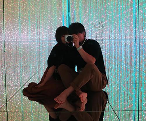 チームラボで楽しむ芸術の秋♡デジタルアート空間で撮りたい、インスタ映え写真のお手本張