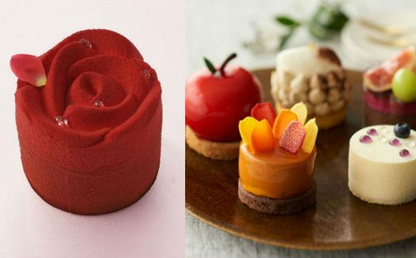 高島屋限定バラのケーキはマストチェック♡季節を楽しむ洋菓子店「HIBIKA」が関東に初出店♩