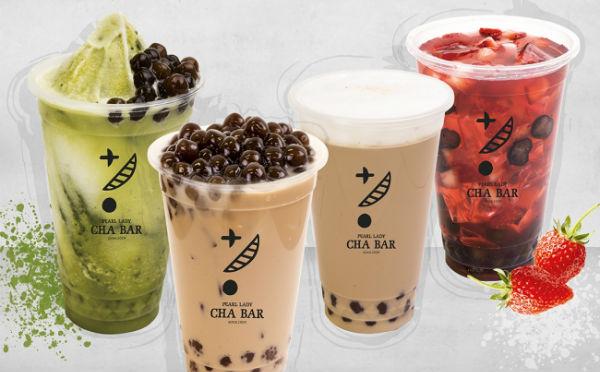 モチモチのタピオカドリンク専門店「茶BAR」が南青山に登場!さらに4店舗が全国に続々OPEN♩