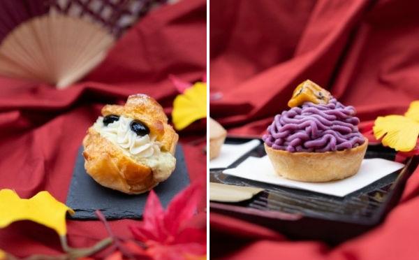 パイホリックの秋限定メニューは和菓子とコラボ!和洋が融合した新作スイーツ4種を楽しんで♩