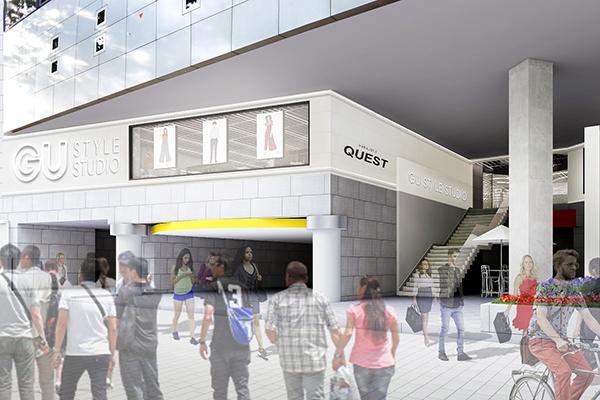 店頭で実際に見てオンラインで購入!GUの次世代型店舗「GU STYLE STUDIO」が11月原宿に誕生