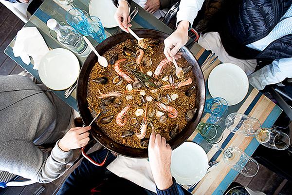 グルメな秋に♩絶品パエリアがいただけるバルセロナ発のシーフードレストランが渋谷にオープン