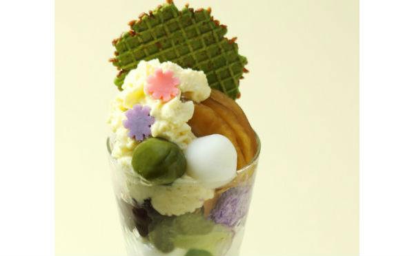 安納芋を味わうパフェでひと休み♩京都・茶寮都路里、本店限定の初秋メニューがステキ♡