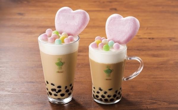 香川のインスタ映え和菓子おいりとコラボ!台湾茶カフェ「彩茶房」の秋冬限定メニューがキュート♡