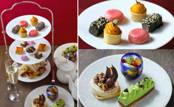 この秋は「和」をテーマに期間限定で開催♩三菱一号館美術館カフェの人気アフタヌーンティーがスタート♡