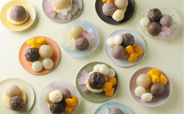 和菓子好きはマストチェック♡パワーアップした「あんぱく」が日本橋三越でスタート!