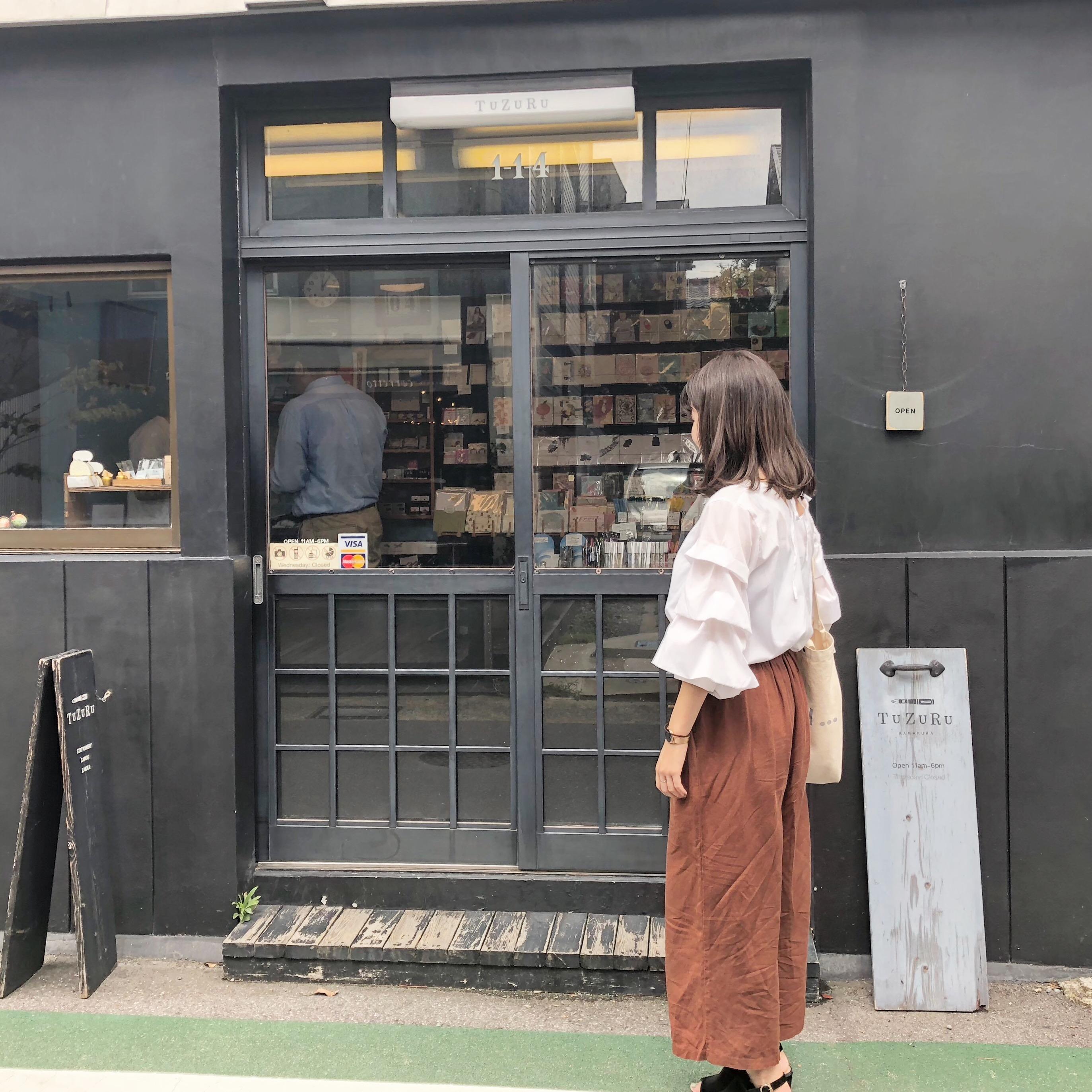 カフェや雑貨屋さんをぶらり。地元民の私が提案する穴場の「鎌倉」散策プラン♪