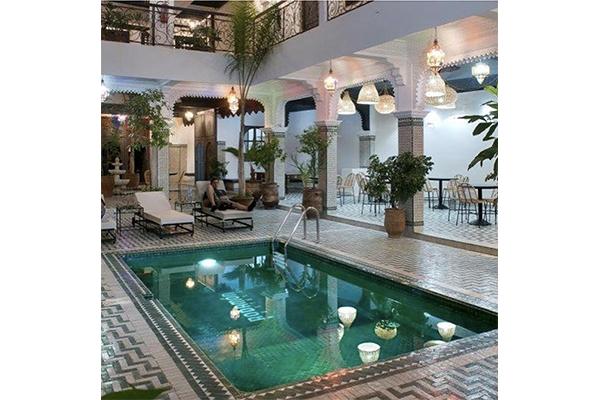 エキゾチックな内装がステキ♡モロッコのマラケシュにあるホステルがとってもフォトジェなんです♡