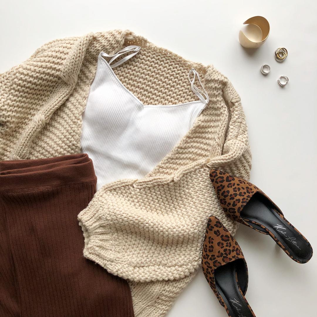 これからの季節に欠かせない「秋カーデ」がかわいいブランド7つをピックアップ♡