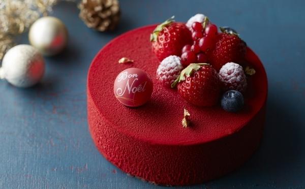 「大人のクリスマス」を演出したい方に♩グランドニッコー東京 台場のクリスマスケーキがエレガント♡