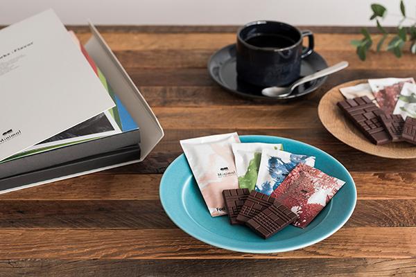 チョコ好きさんは今のうちにチェック!Minimalから2019年発売のバレンタイン向け新作3つが発表