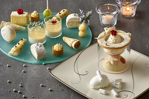 12月まで待てない人におすすめ♩ホテルメトロポリタン「ホワイトクリスマスアフタヌーンティー」が11月スタート!
