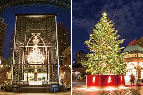 恵比寿ガーデンプレイスのイルミネーション♡きらめくシャンデリアにシャンパンバー、巨大クリスマスツリーも