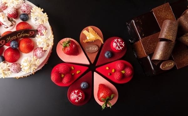 大切な人に贈りたい♡ヒルトン東京お台場のクリスマスケーキは「プレゼント」をテーマにした5種♩