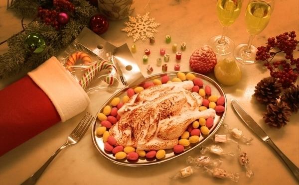 キャンディから七面鳥まで!?バラエティー豊富なパパブブレのクリスマスアイテムが楽しすぎる♩
