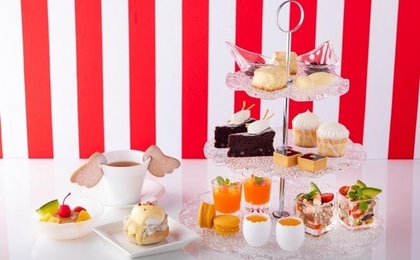マヨラーはマストチェック!ストリングスホテル東京の「野菜とマヨネーズのアフタヌーンティー」が気になる♩