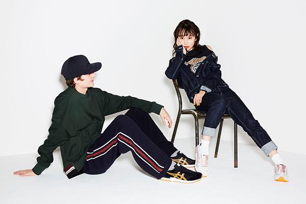 オニツカタイガーと高橋愛がコラボしたスニーカーがかわいい♡彼とおそろいで履いても楽しめそう!