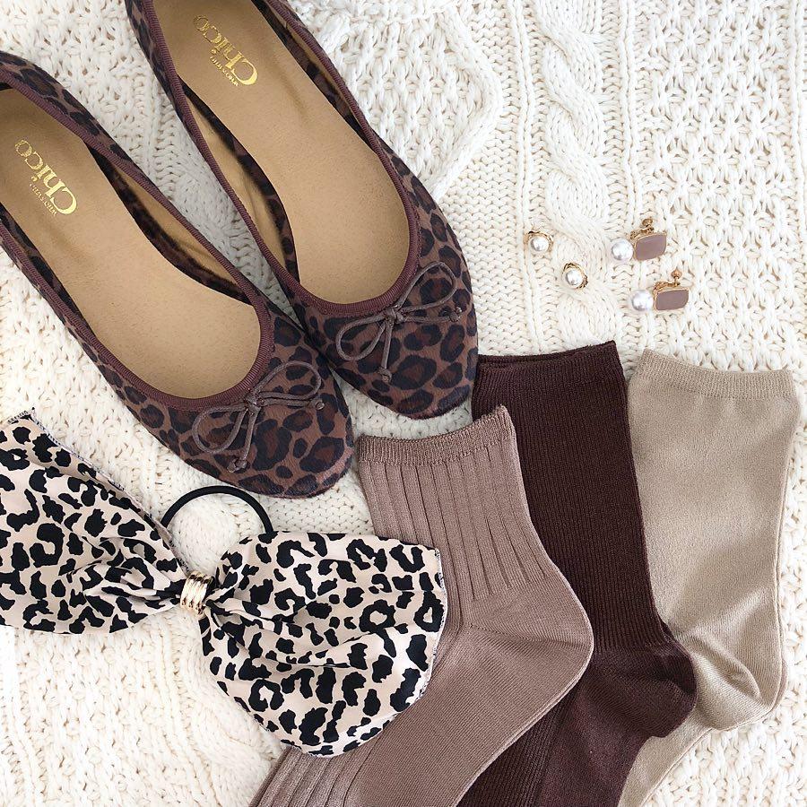 秋冬の足元をぐっとおしゃれに格上げ♡今すぐ買い足したい靴下ブランド5選