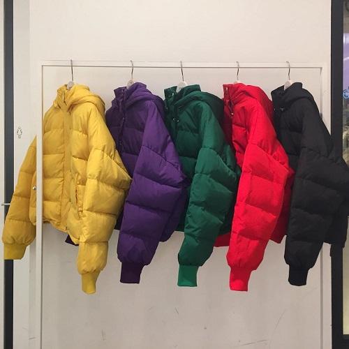 昨年即完売だった「juetie」のダウンジャケットがグレードアップして登場!売れきれる前にゲットして!