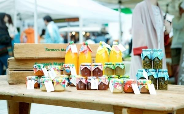 旬の食材をギュッとびん詰め♩青山ファーマーズマーケットに初のオリジナルブランドが誕生!