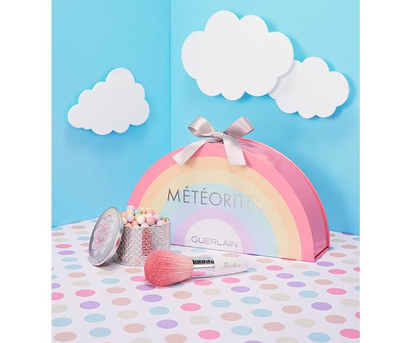 特別な日の贈り物に♡ゲランのフェイスパウダー「メテオリット」からオンライン限定のメテオボックスが登場