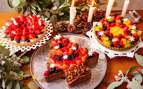 フルーツたっぷりタルトで聖なる夜を華やかに♡キルフェボンの「クリスマスケーキ2018」をチェック!