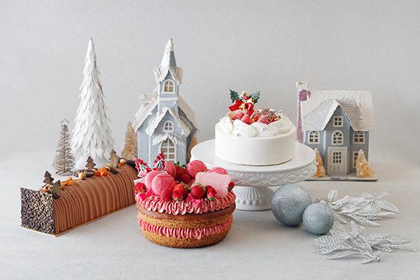 ウェスティンホテル東京のクリスマスケーキは11種類が登場予定!華やかなケーキで思い出に残る聖なる夜を♡