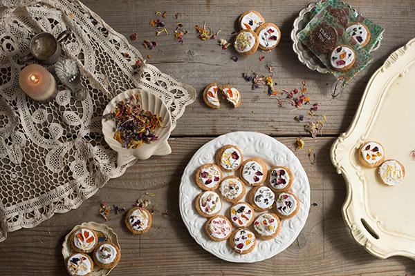 クリスマスシーズンのプチギフトにも!池袋のHANABARで限定販売される「お花のクッキー」がかわいい♡
