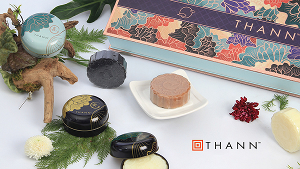 THANNのクリスマス&ホリデーギフトがまもなく発売!心地よい香りに包まれて極上のリラックスタイムを♩