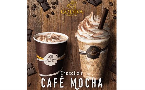 ゴディバ「ショコリキサー」秋冬の新作はダークチョコ&コーヒーのオトナ味♡ホット限定のプレゼントもスタート
