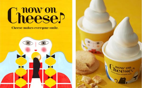 """チーズ好きさんに朗報♡チーズスイーツの""""超""""専門店「ナウ オン チーズ」が新宿ルミネ2にOPEN♩"""