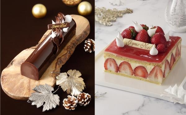 パリ発「リベルテ」日本上陸後初のクリスマスケーキ♡吉祥寺&京都にて数量限定でお目見え♩