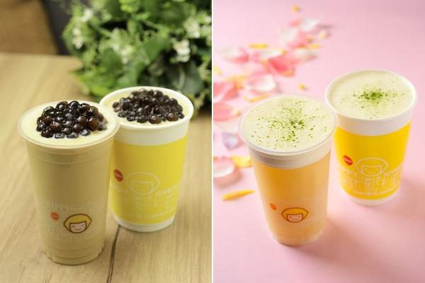 中国発祥ティースタンド「happylemon」がついに日本上陸!ブーム到来中のタピオカ&チーズティーも楽しめちゃう♡