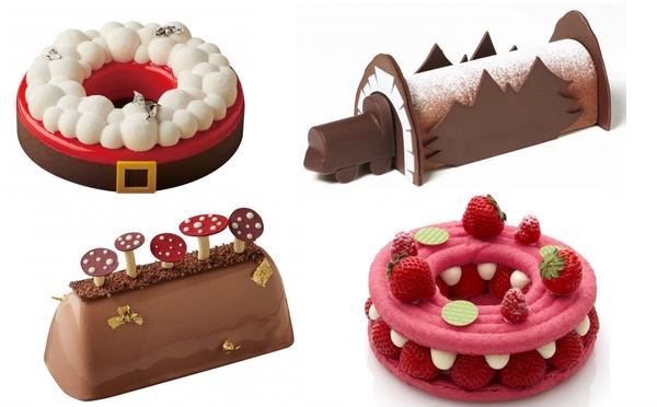 限定ケーキはマストチェック!人気ショップが勢ぞろいした東京ミッドタウンのクリスマスケーキ♡