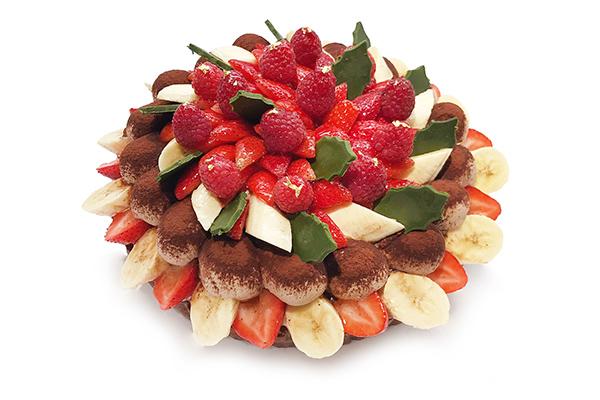 いよいよ今年もカフェコムサにクリスマスがやってくる♡店頭に並ぶ全てのケーキがクリスマスデザインに!