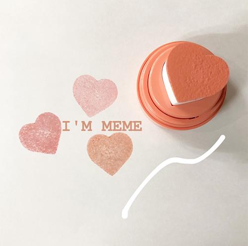 """いま人気の韓国コスメ「I'M MEME」。メイクするたび""""きゅん""""とするハートモチーフコスメがかわいすぎ…♡"""