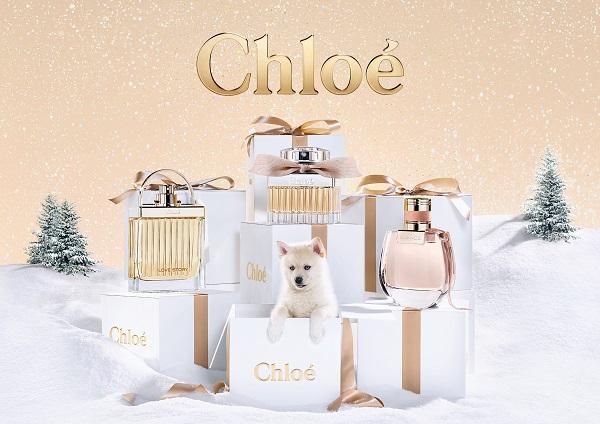 クロエからフレグランスのクリスマスコフレが数量限定発売!2つのセット、どちらにするか迷いそう♡